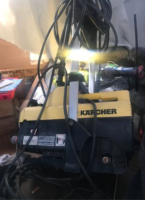 KARCHER electric pressure washer for Sale in San Diego, CA