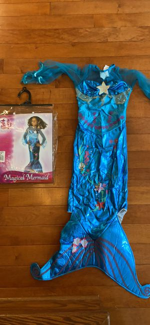Magical Mermaid Costume - size 4-6 for Sale in Lorton, VA