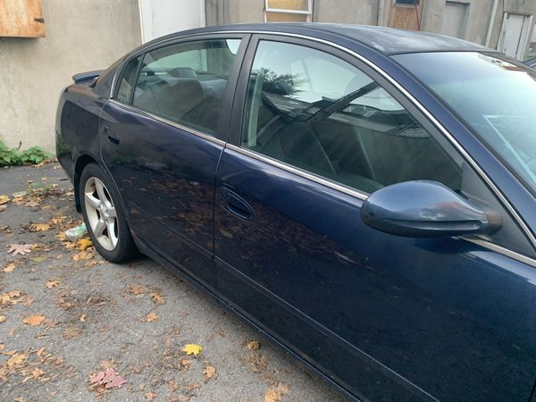 Nissan Altima 2005 only 118k miles