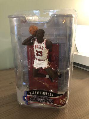 Michael Jordan Pro Shots Series 2 Jordan 4 action figure for Sale in Fairfax, VA