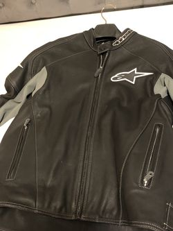 Alpine Stars Leather Jacket for Sale in Santa Ana,  CA