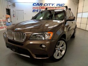 2012 BMW X3 for Sale in Palatine, IL
