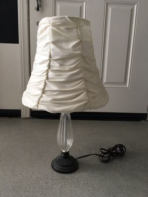 Lamp - Cute Shabby Chic Antique for $5 for Sale in San Marcos, CA