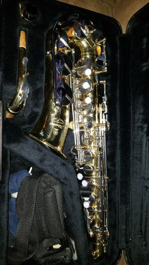 Saxophone Yamaha, Condition like new. for Sale in Johnsburg, IL