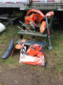 Ktm Parts for Sale in Yelm,  WA