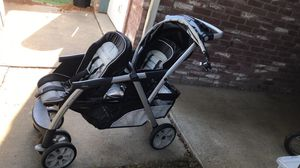 Used Double stroller for Sale in Irving, TX