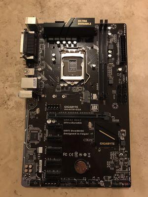 Gigabyte H110 LGA 1151 ATX Motherboard for Sale in Park Ridge, IL