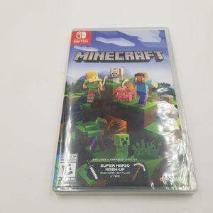 Mine Craft Nintendo switch for Sale in Alexandria, VA