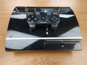 80GB PS3 with wireless controller and all cords $80 for Sale in Washington, DC