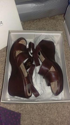 Brown sandals for Sale in Brambleton, VA