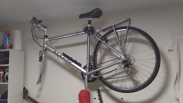 Marin bike larkspur