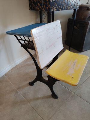 Antique School Desk for Sale in Henderson, NV