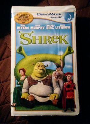 Walt Disney original Shrek Movie for Sale in Johnson City, TN