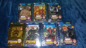 Marvel Action Figure toys Lot for Sale in Miramar, FL