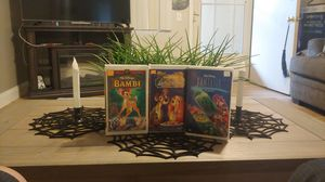 Walt Disney Movies VHS for Sale in Arvada, CO