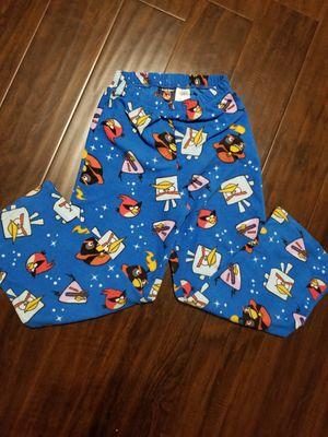 Boys Angry Birds Pajama Pants for Sale in San Antonio, TX