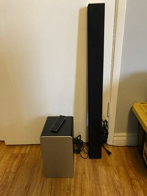 VIZIO SB3621n-E8B 2.1 Soundbar Home Speaker for Sale in Hawthorne, CA
