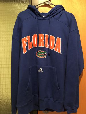 Florida Gators Adidas Hoodie Size XL for Sale in Tampa, FL