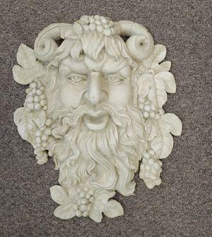 Bacchus, The Roman God Of Wild Nature, Wine, And Fertility Statue for Sale in Burlington, NC