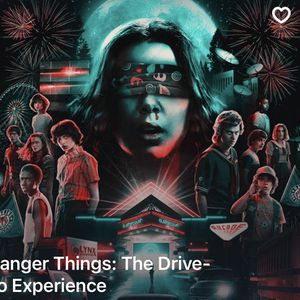 ✨✨ VIP STRANGER THINGS EXPERIENCE ✨✨ for Sale in Huntington Beach, CA