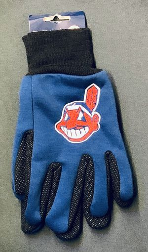 Indians baseball gloves grip type for Sale in Columbus, OH