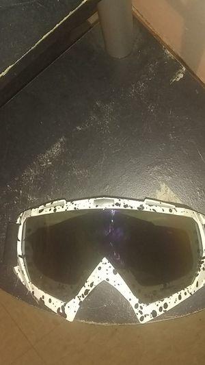 black and white goggles for Sale in Richmond, VA