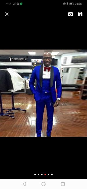 2018 royal men wedding suits (jacket+pants+west) for Sale in Silver Spring, MD
