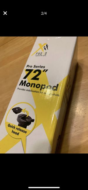 Blink & Monopod combo for Sale in San Diego, CA