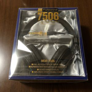 BRAND NEW Sony MDR7506 M Headphone for Sale in Sacramento, CA