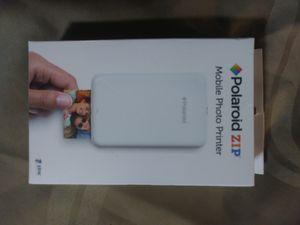 Polaroid Zip wireless mini mobile photo printer for Sale in San Bernardino, CA