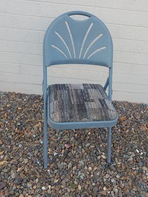 Folding chair for Sale in Phoenix, AZ