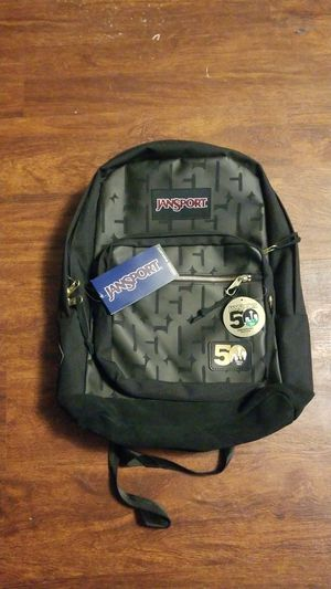 Jansport Backpack/ Brand New 50th Anniversary Edition for Sale in Pinole, CA