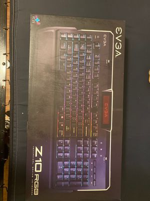 Brand New RGB Gaming Keyboard Mechanical for Sale in Fort Myers, FL