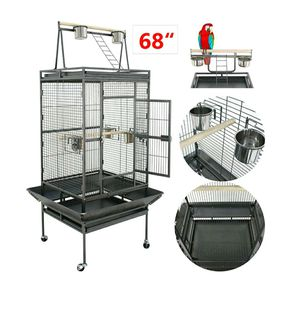 Large Bird Cage with Gym for Sale in Pembroke Pines, FL