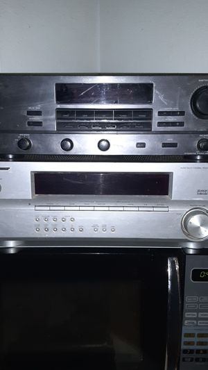 Sony and Pioneer surround sound audio systems for Sale in Phoenix, AZ