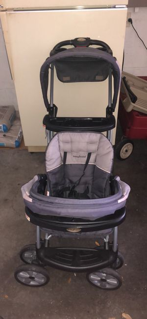 Sit and stand double stroller for Sale in Lutz, FL