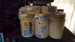 Masking tape $$ 2 per roll for Sale in Avondale, AZ