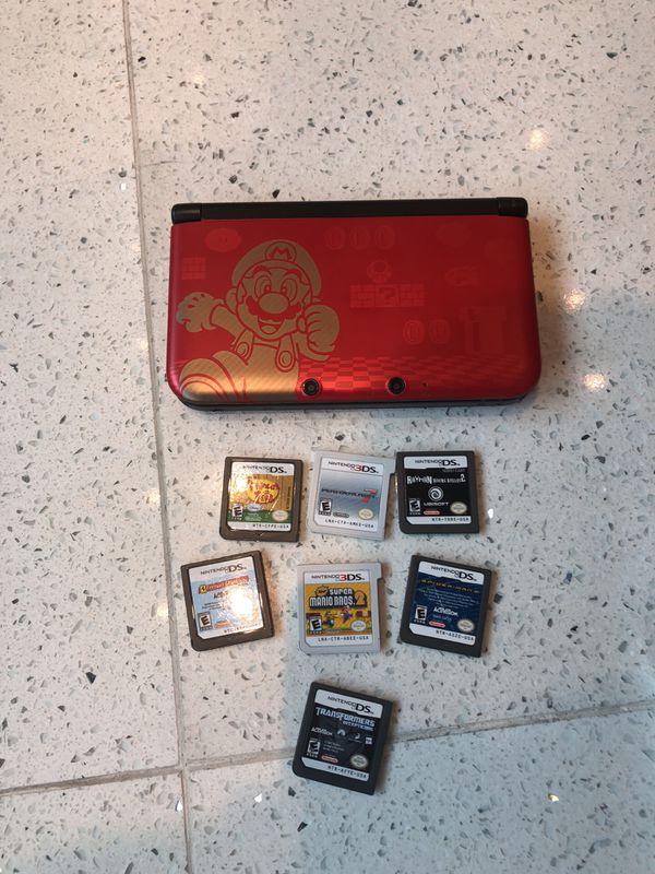 Mario Nintendo 3DS XL