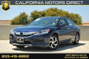 2016 Honda Accord Sedan for Sale in Stanton, CA