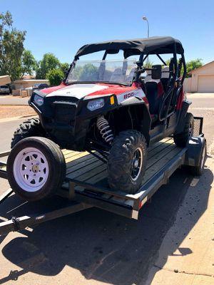 Utility trailer 6.5 x 12 for Sale in Mesa, AZ