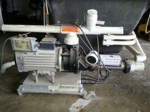 Hot tub motor ,pump and control. for Sale in Cedar Hill, TX