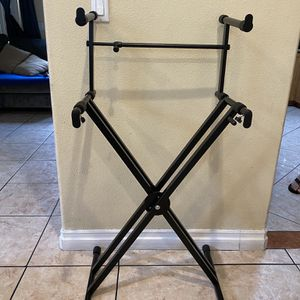 double keyboard stand for Sale in Bell, CA