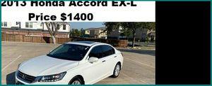 ֆ14OO_2013 Honda Accord for Sale in Los Angeles, CA