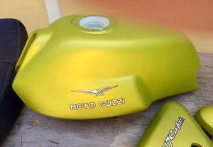 Motor Guzzi V7, Tank, Side Covers & Seat for Sale in Attleboro, MA