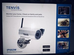 Home Security Cam and Video for Sale in Memphis, TN