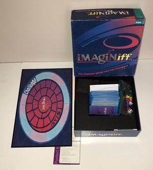 Imaginiff Board Game for Sale in Port St. Lucie, FL