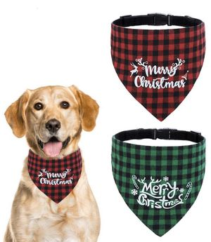 Christmas Bandana Collars For Dogs-Set of 2 for Sale in Alta Loma, CA