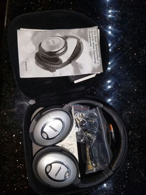 BOSE acoustic noise cancelling headphone for Sale in Silver Spring, MD