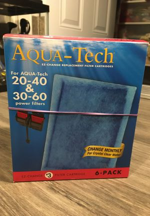 Fish Tank Filter Cartridges for Sale in Albuquerque, NM