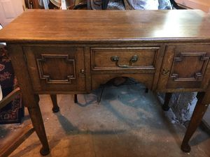 Antique English Oak table for Sale in Belvedere, CA